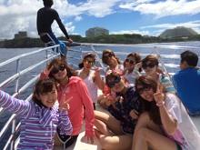 グアム研修旅行1